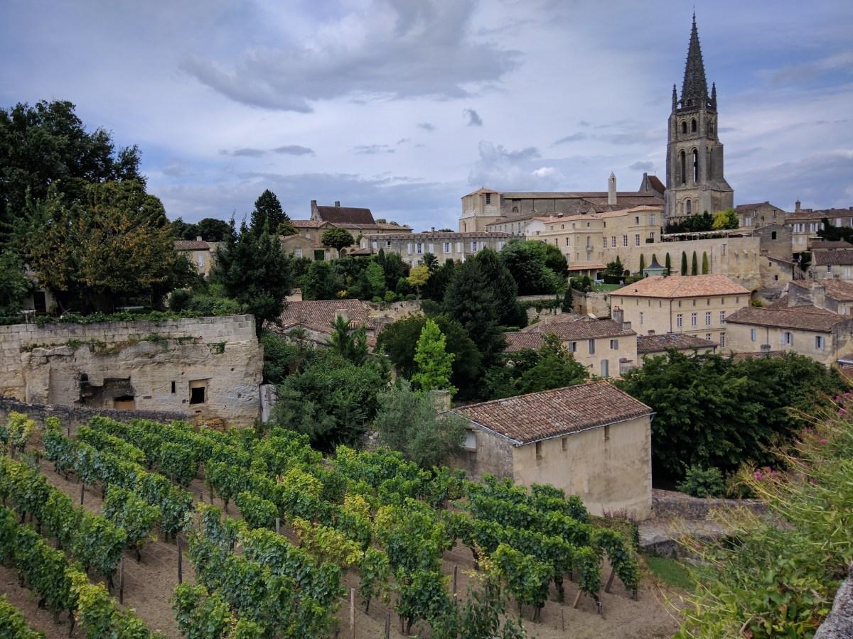 Saint-Émilion, Nouvelle-Aquitaine, France