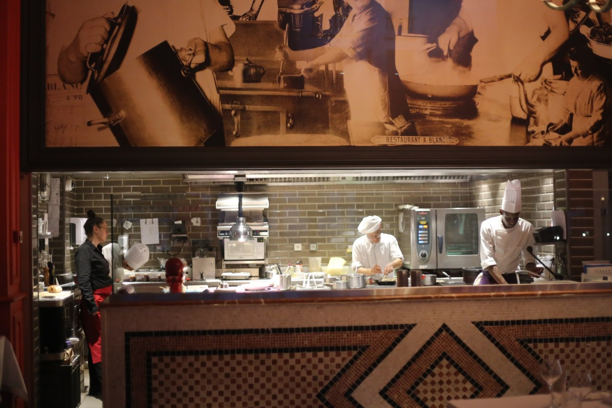 Restaurant Le Splendid, Lyon