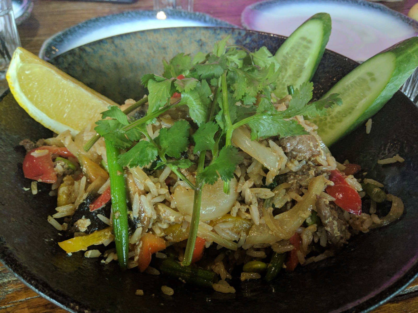 Zozamama Thai Food, Restaurant, Haifa
