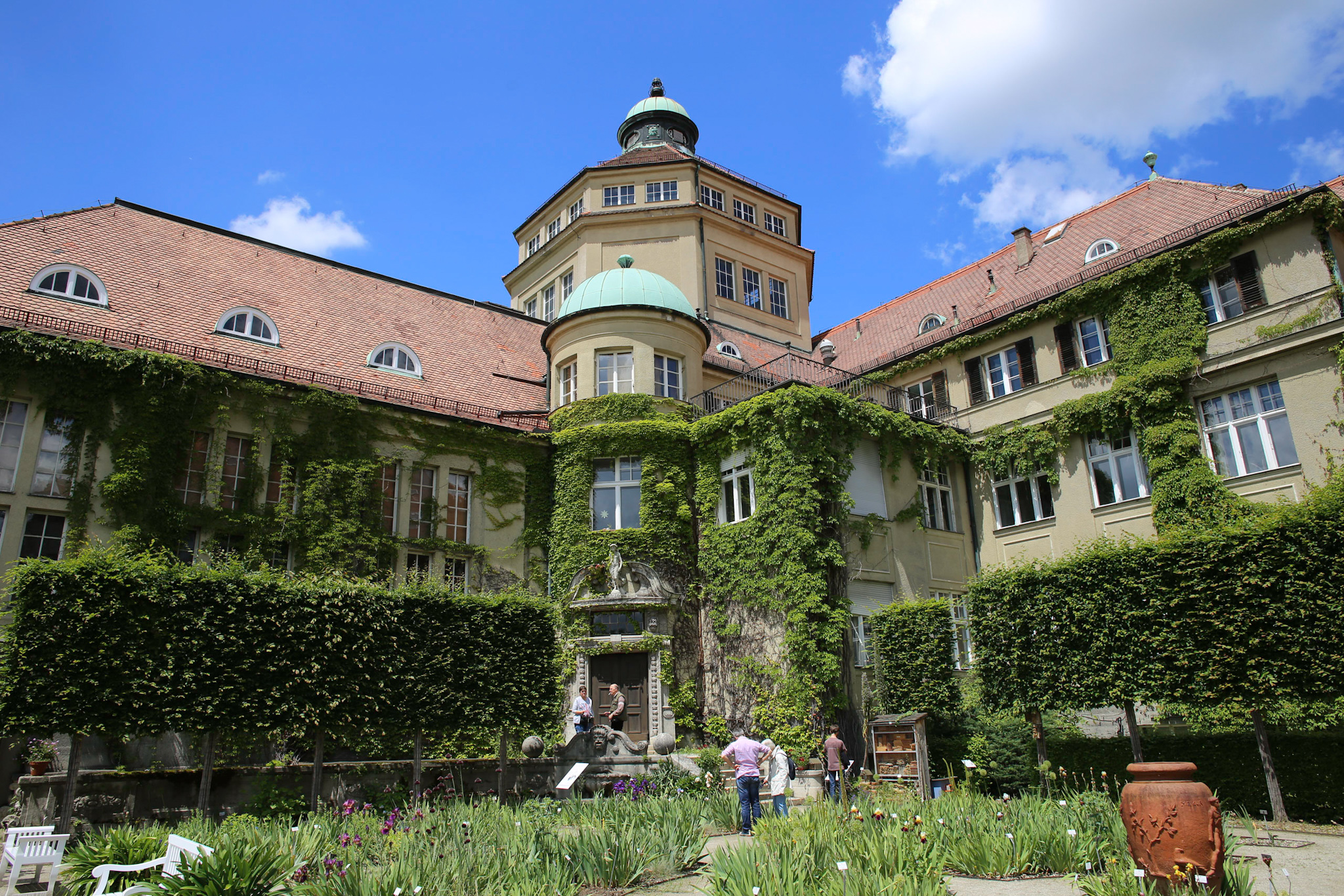 Botanical Garden, Nymphenburg, Munich