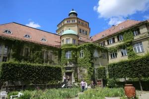 Botanical Garden, Nymphenburg, Munich