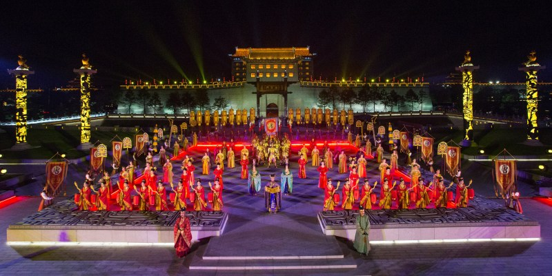 Xi'an Announces New Nighttime Tourism Initiative: 30 Nighttime Tour Routes to Be Introduced (Photo Credits: Xi'an Municipal Government)