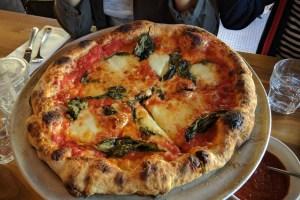 Flour+Water Pizzeria, San Francisco