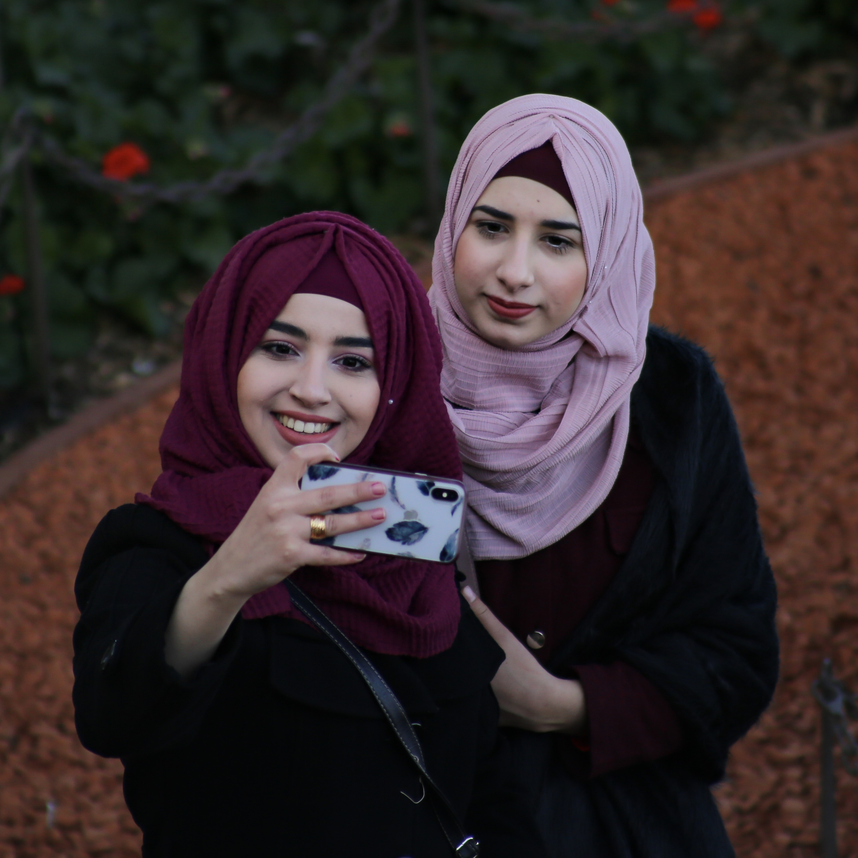 Young Muslim Travellers