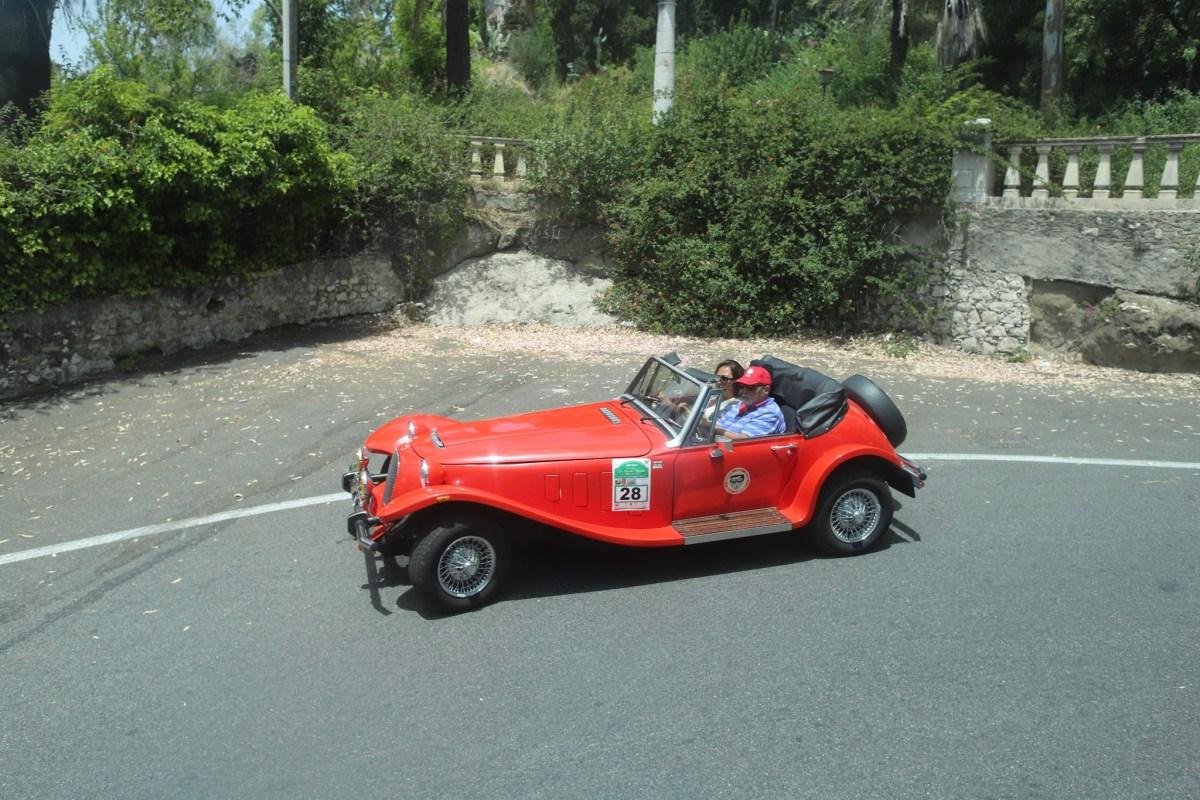 Sicily Vintage Car Tour