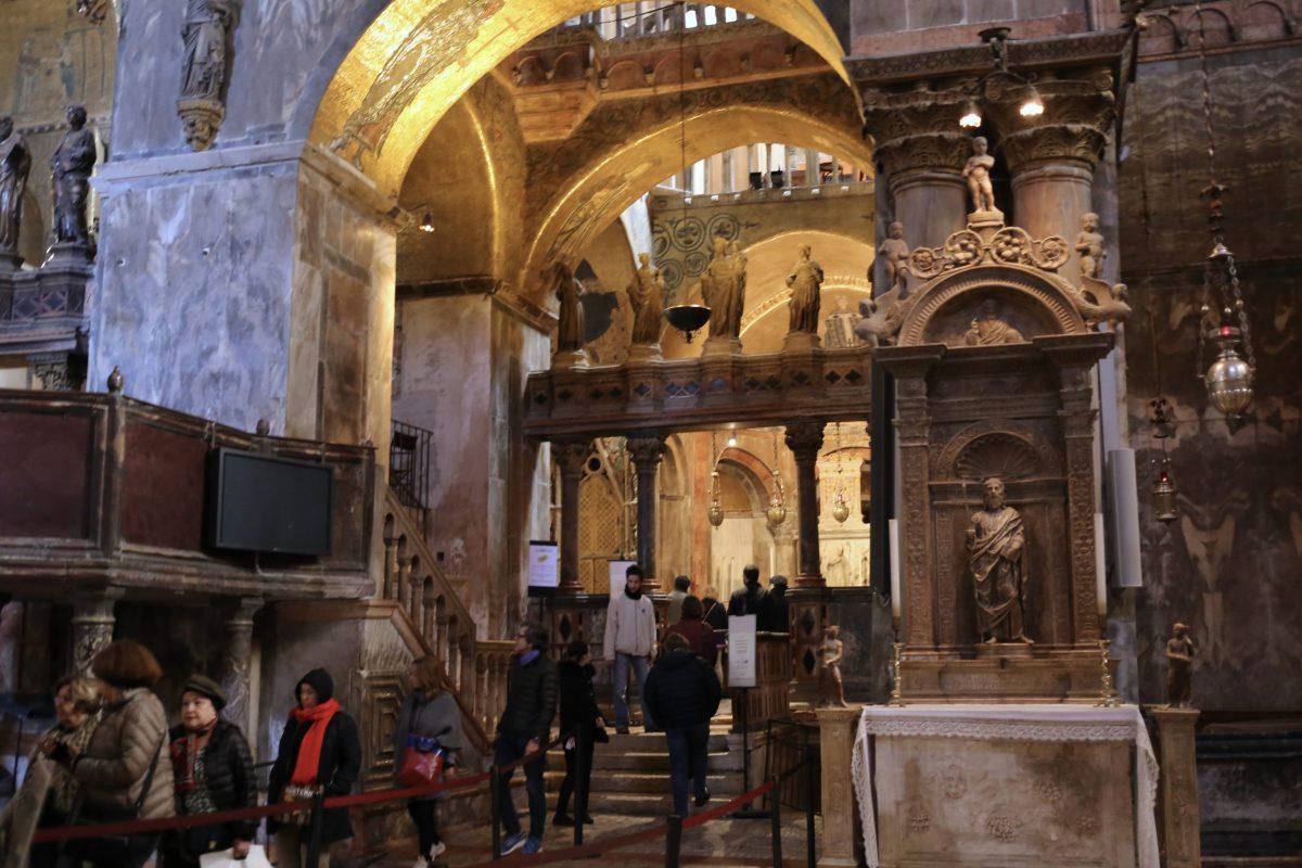 St Mark's Basilica, Venice