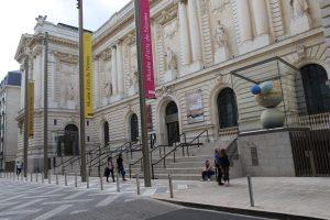 The Fine Arts Museum of Nantes (Musée d'Arts de Nantes), Nantes, France