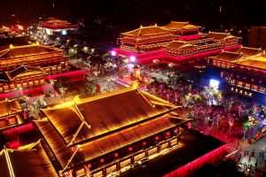 History and Modernity Converge in the Ancient City of Xi'an