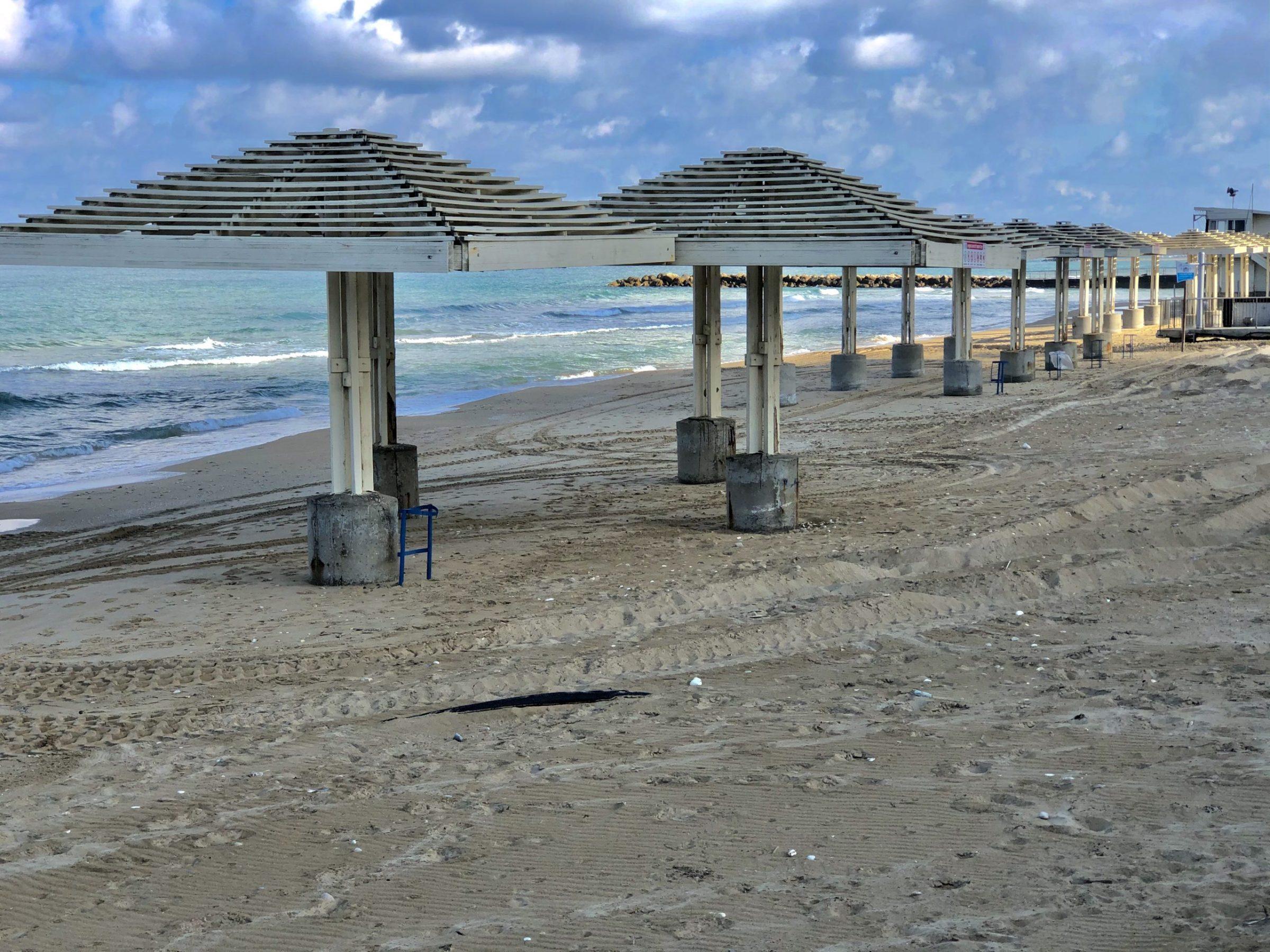 Israeli beaches