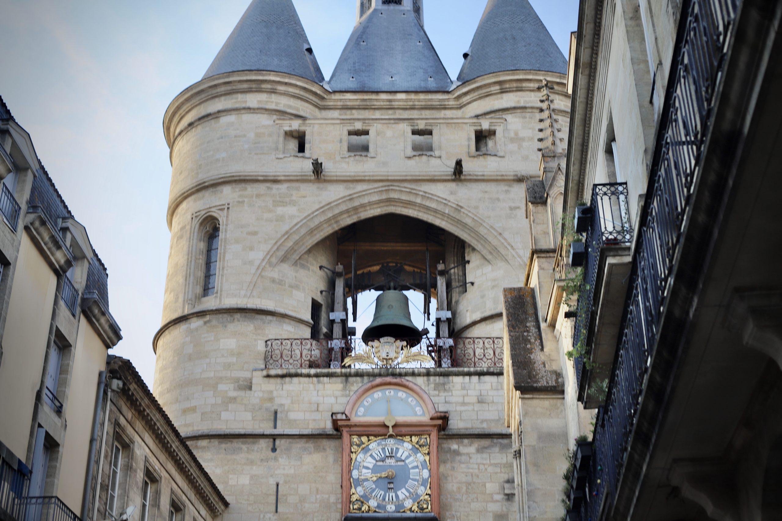 Clock Tower, Bordeaux, France