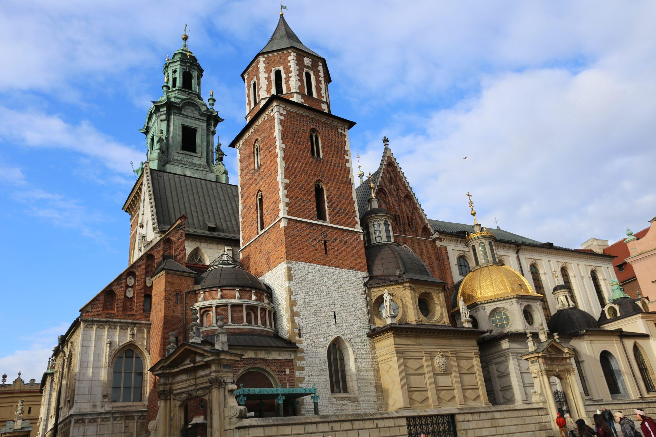 Wawel Cathedral in Kraków