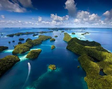 The Top 5 World Resorts