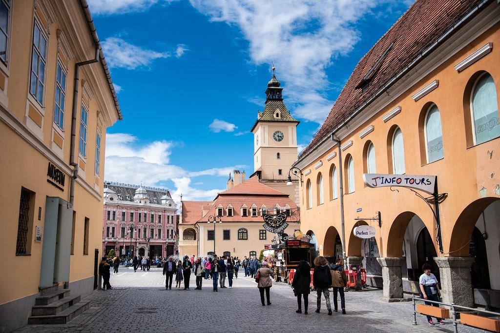 Brasov, Transylvania, TravelMaker