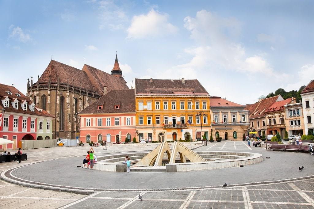 Council Square, Brasov
