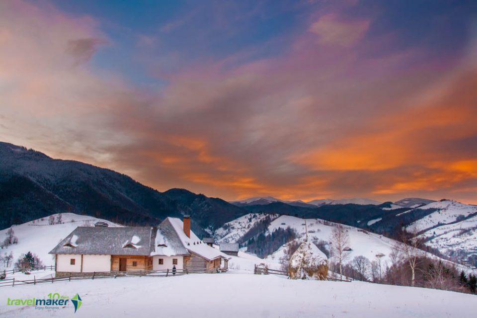 Maramures-Winter