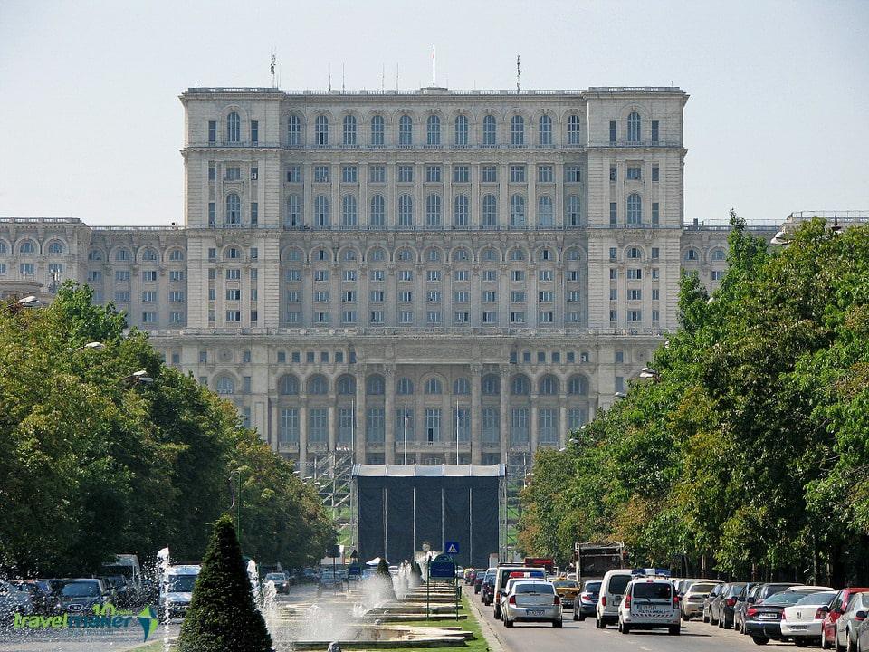 Palace of Parliament, Romania