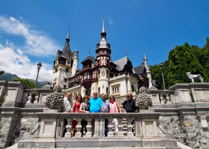 Two Castles in One Day Tour from Bucharest