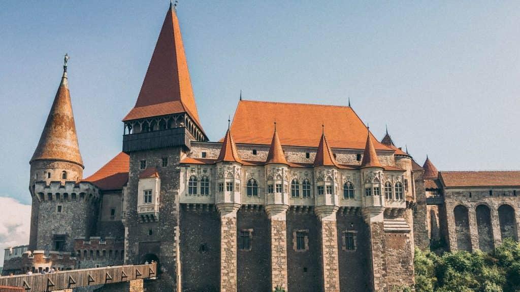 Corvin-Castle