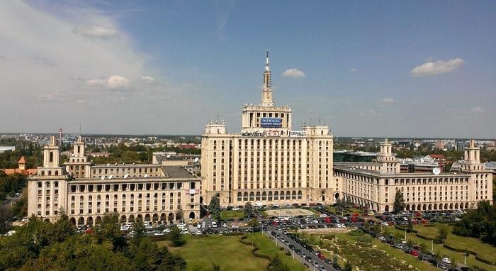 Free-Press-Square-Bucharest