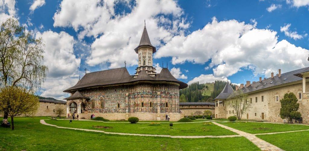 Sucevita_Monastery