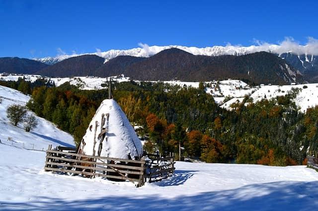 Winter-in-Romania