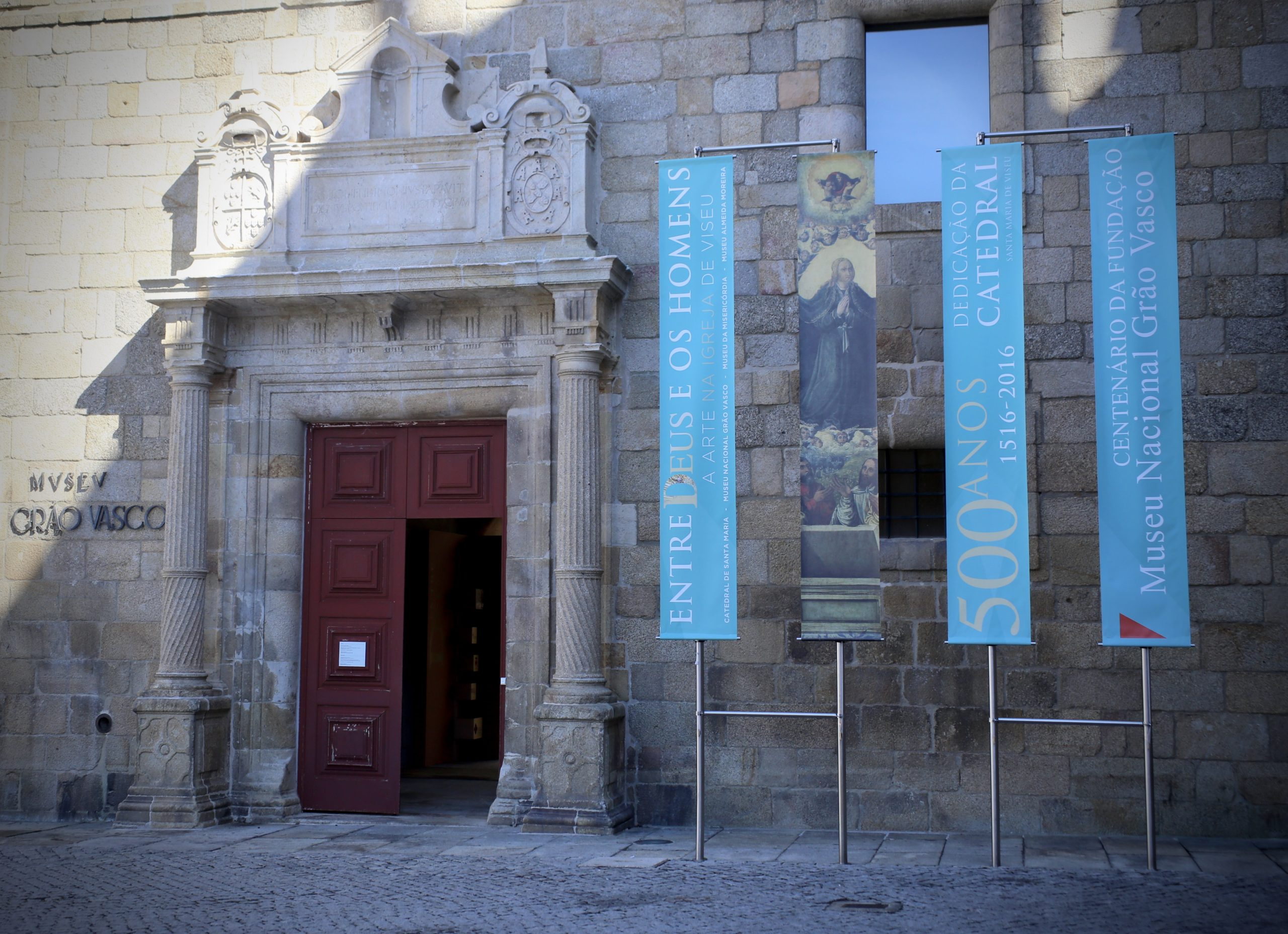 Grão Vasco National Museum, Viseu, Portugal