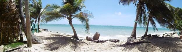 Islas de Maíz - ganz hone Autos und mit relaxtet Atmosphäre ist Little Corn ein kleines Paradies