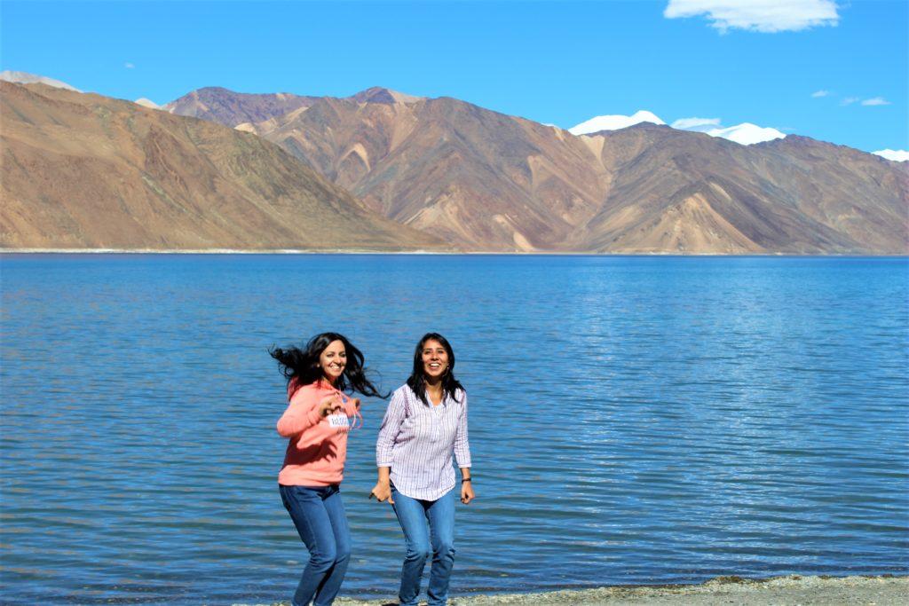 Road Trip to Leh Ladakh from Delhi Pangong tso