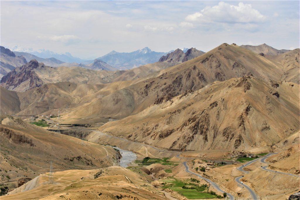 Road trip to Leh Ladakh with Kids Road to Leh-Ladakh