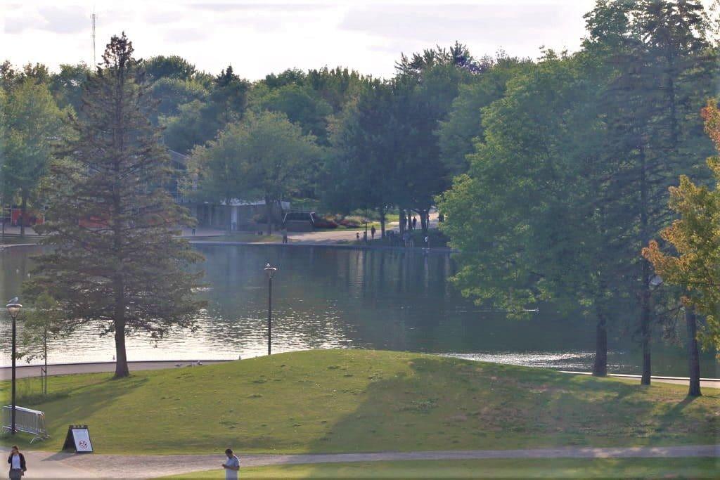 Beaver Lake Montreal