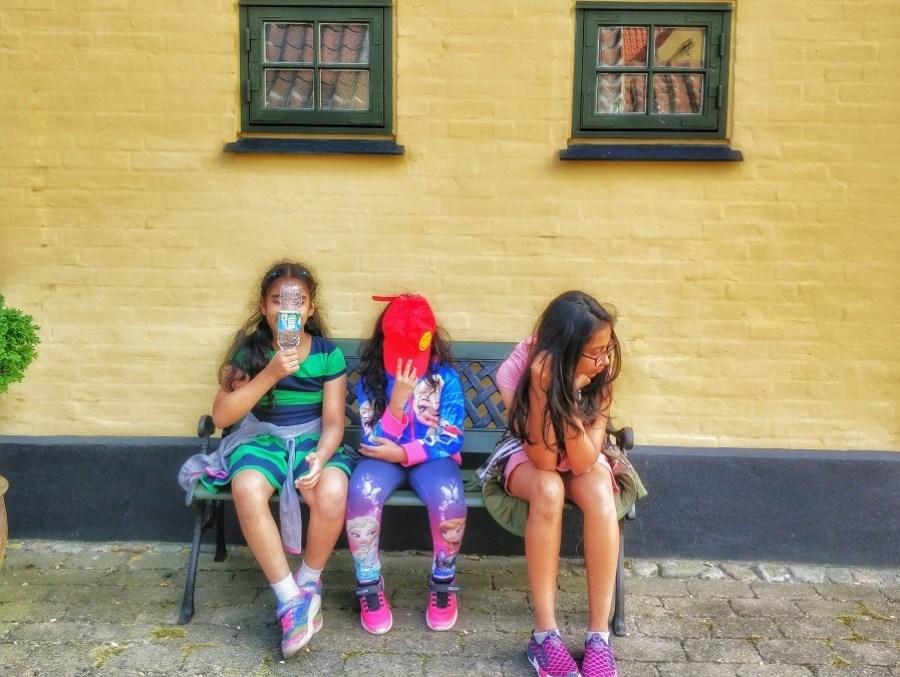 dragør denmark day drip from copenhagen with kids