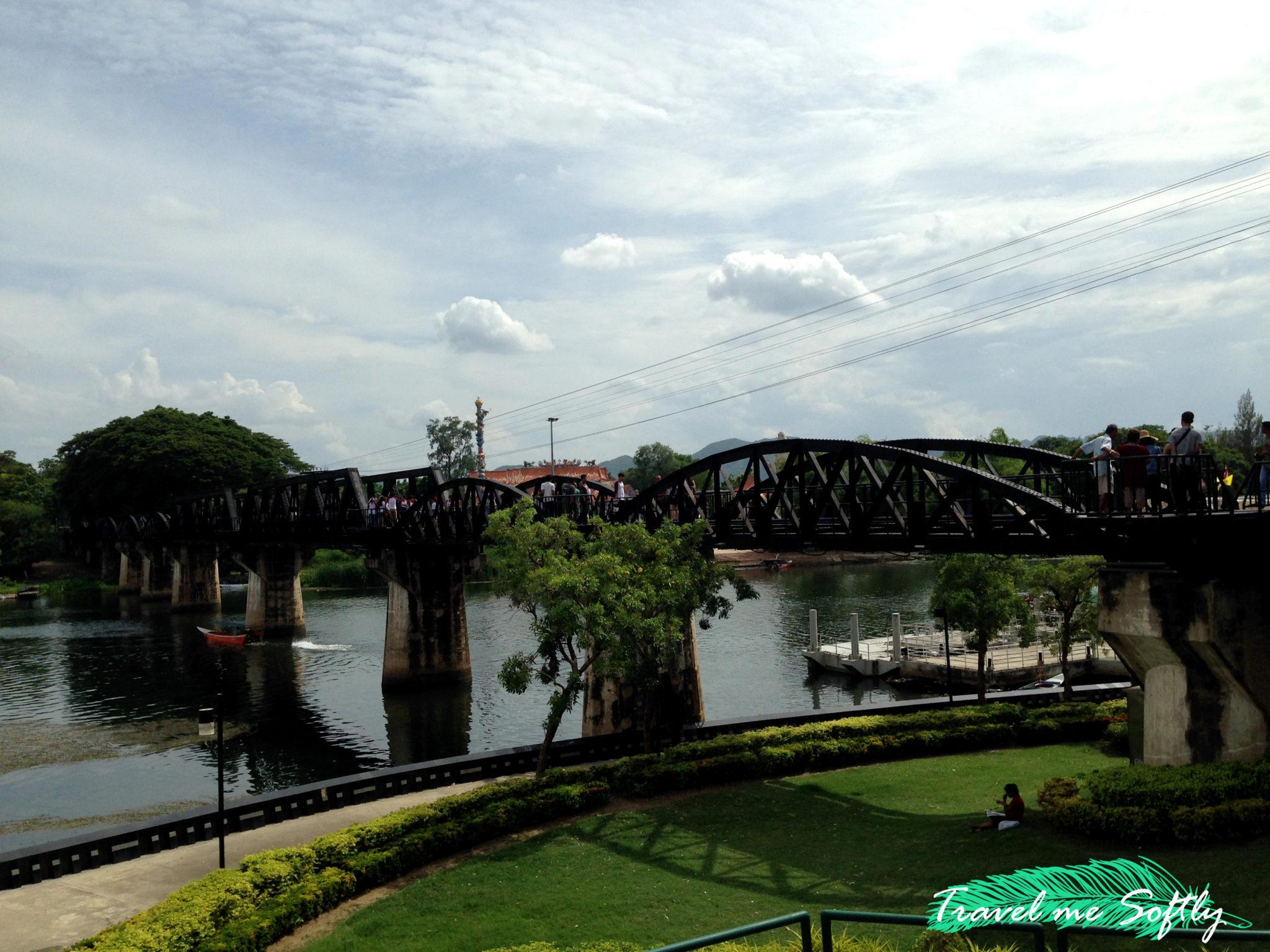 Kanchanaburi río Kwai