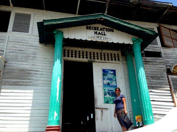 Recreation Hall Cárcel de Iwahig