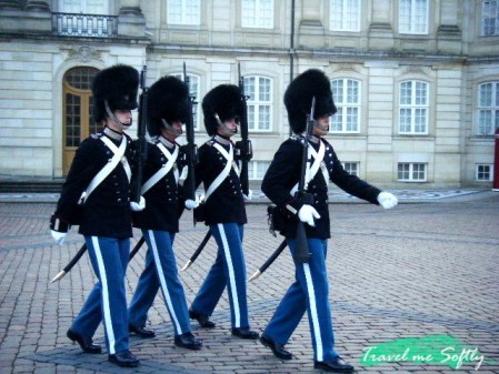 Guardia Real Copenhague