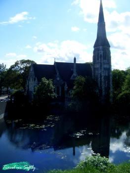 Copenhague Iglesia de Alban