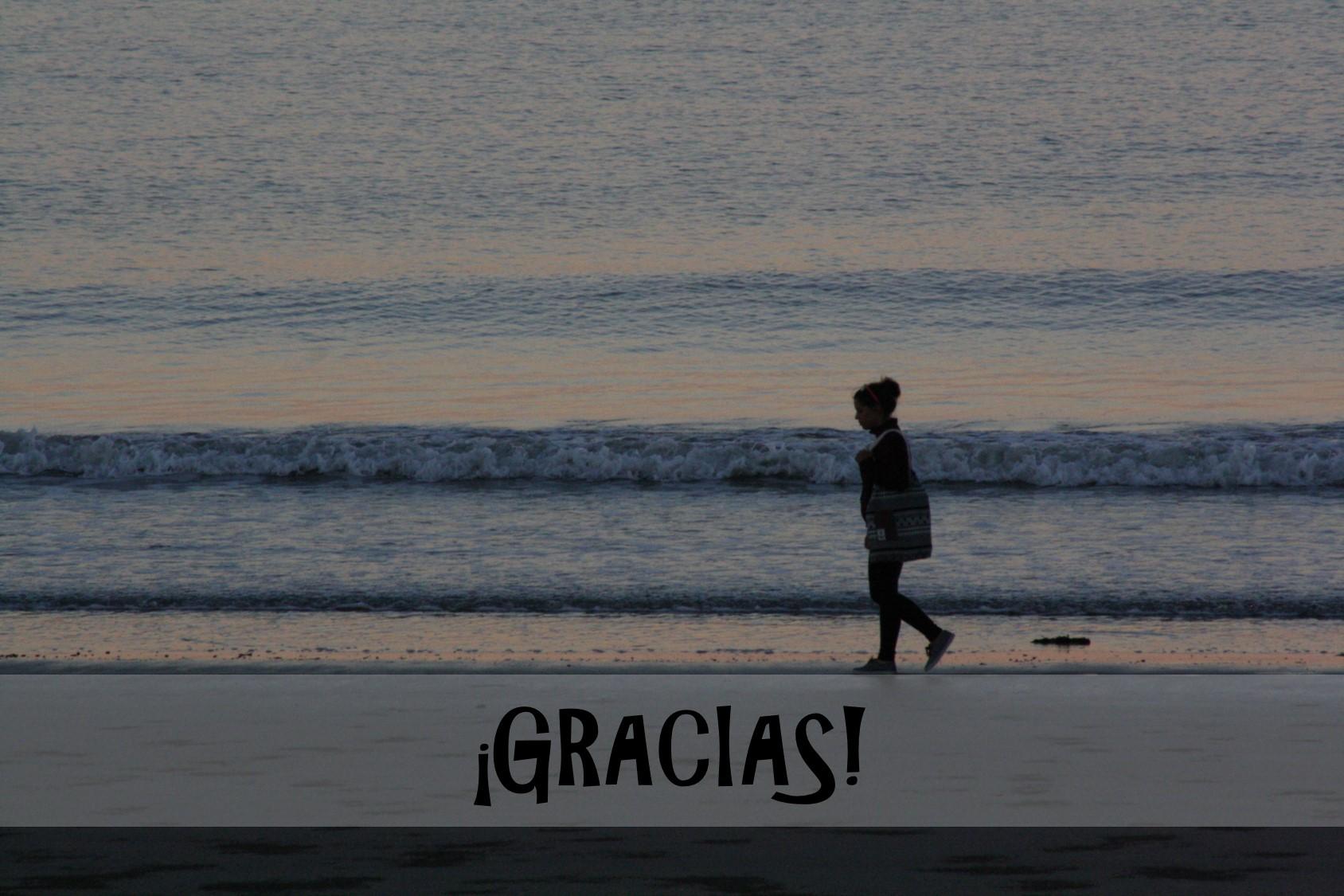 gracias blog de viajes