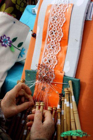 artesanía día del villazgo