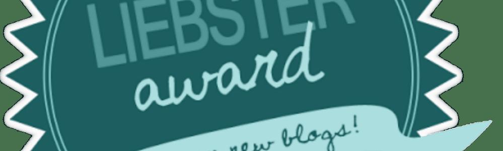 Liebster Award, un reconocimiento de blogger a blogger