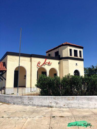 Casa del Che Guevara