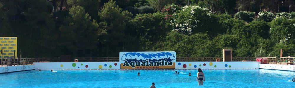 Aqualandia Benidorm, el plan perfecto para el veranito