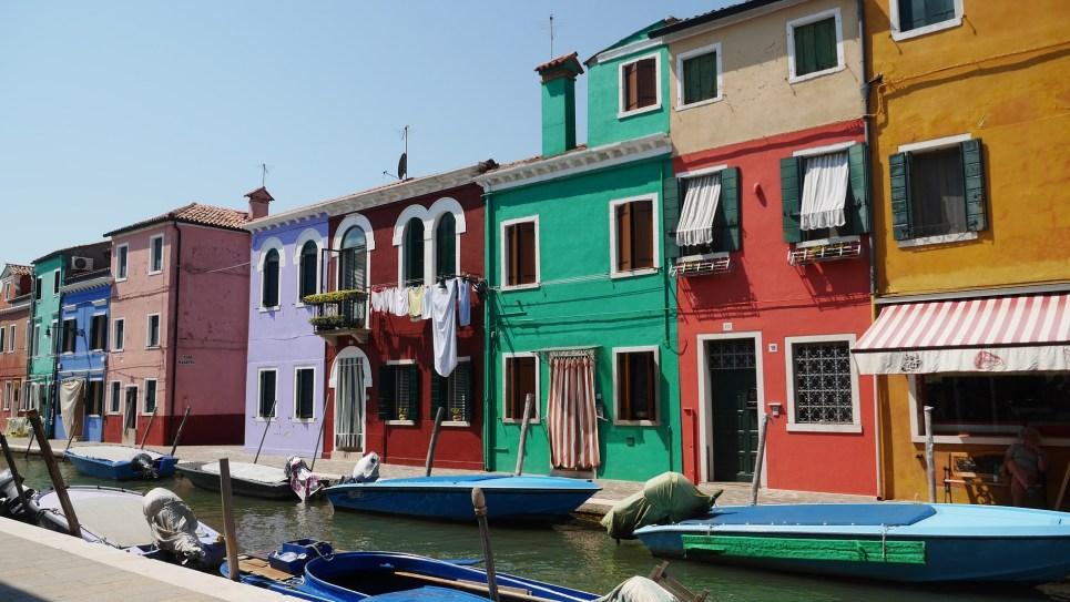 isla de Burano qué ver en Venecia