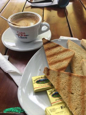 cafe cuba libre restaurantes en trinidad