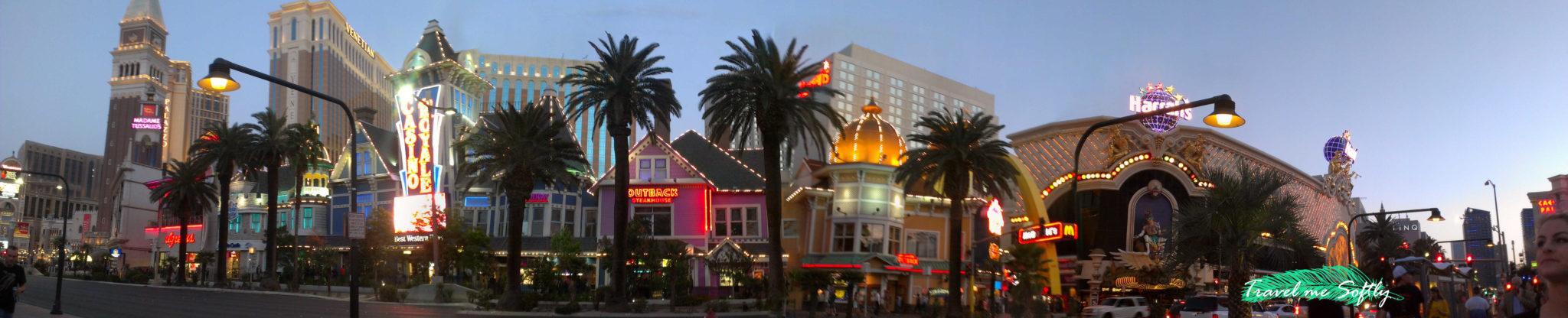 Qué hacer en Las Vegas viajar a estados unidos