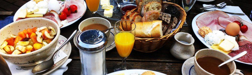 Desayuno en la granja: Johanneshof Hockenheim