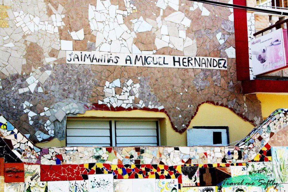 homenaje a miguel hernández en jaimanitas