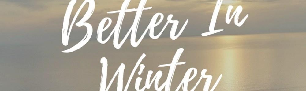 Sabor a invierno en Mallorca – #BetterInWinter