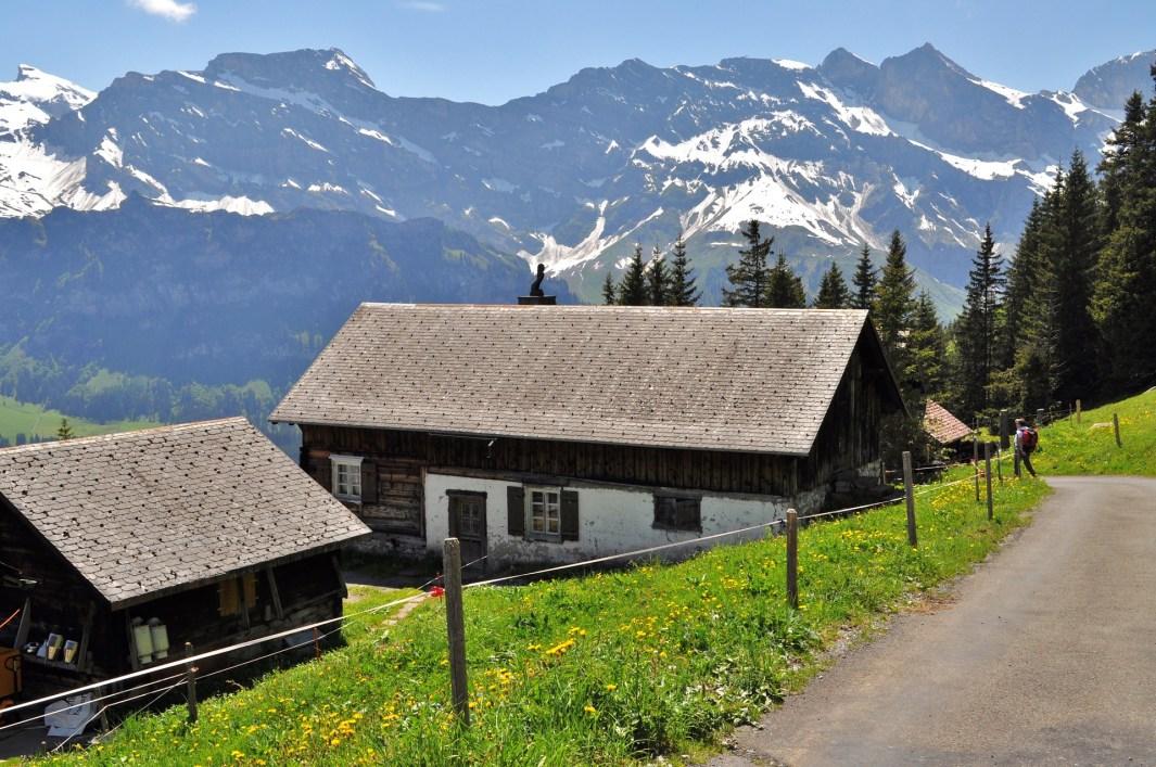 alpes turismo rural en europa