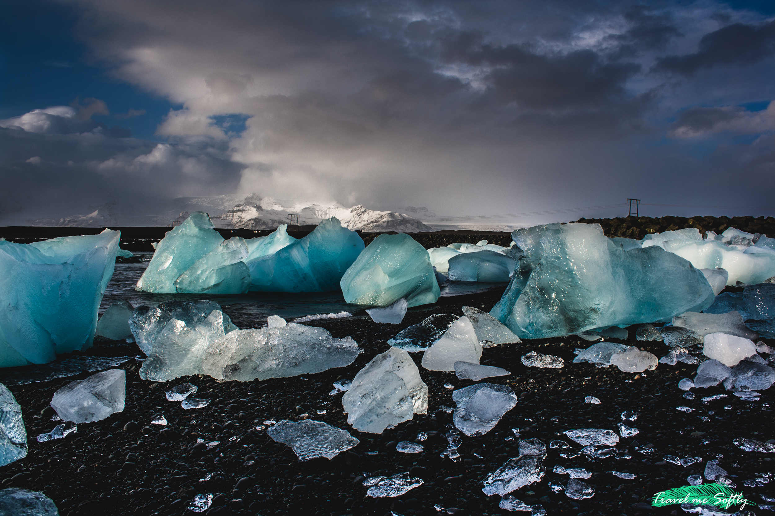 diamond beach fotos islandia