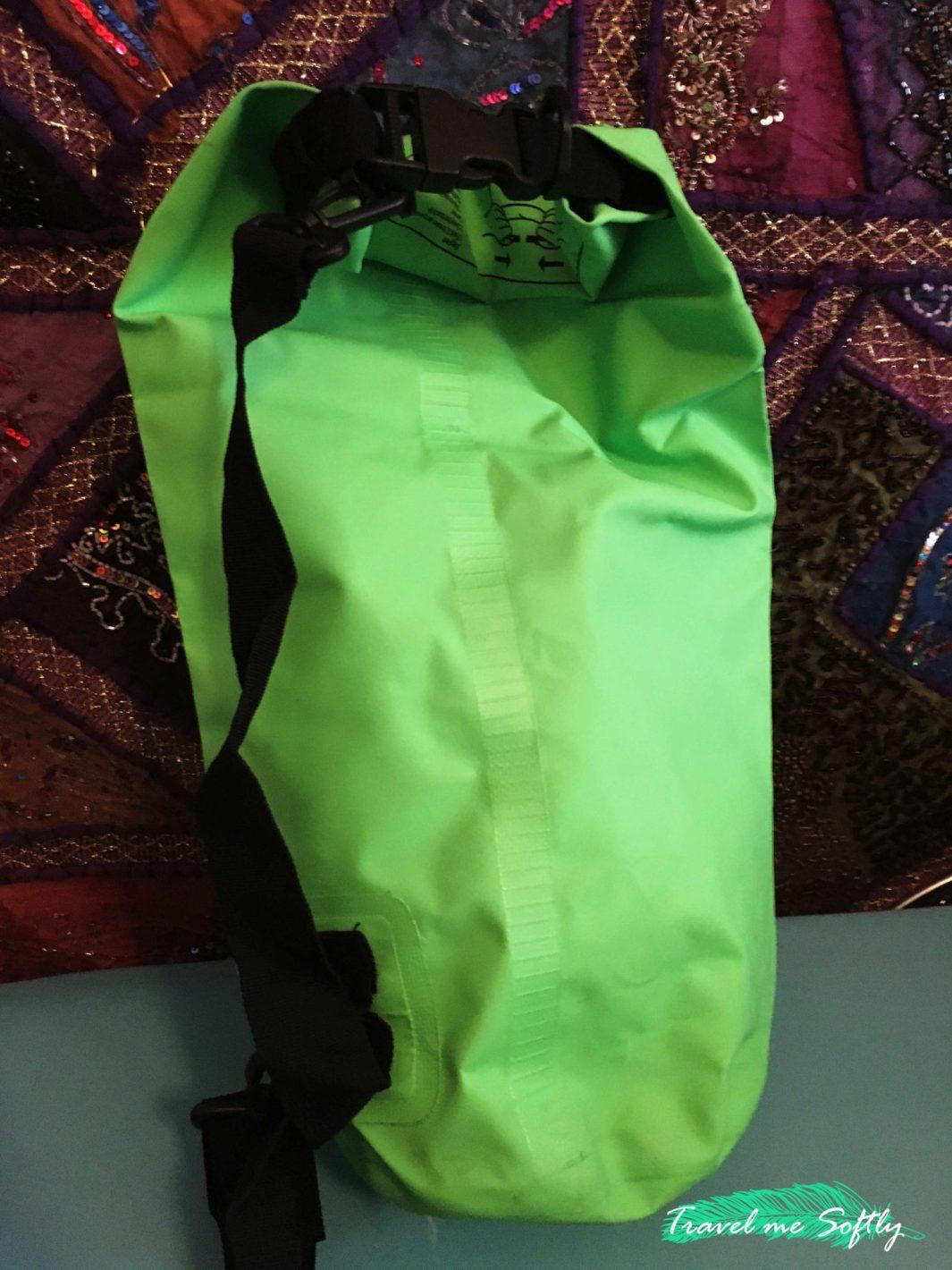 ideas regalos para viajeros dry bag
