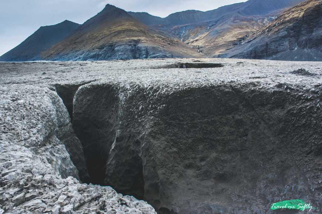 glaciar islandia blue ice cave